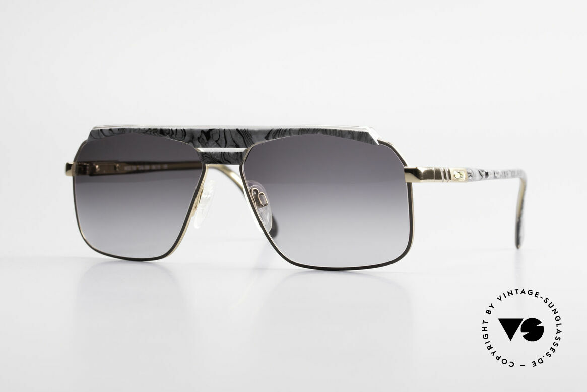 Cazal 730 Vintage 80's Cazal Sunglasses, classic vintage designer sunglasses from the 80's, Made for Men