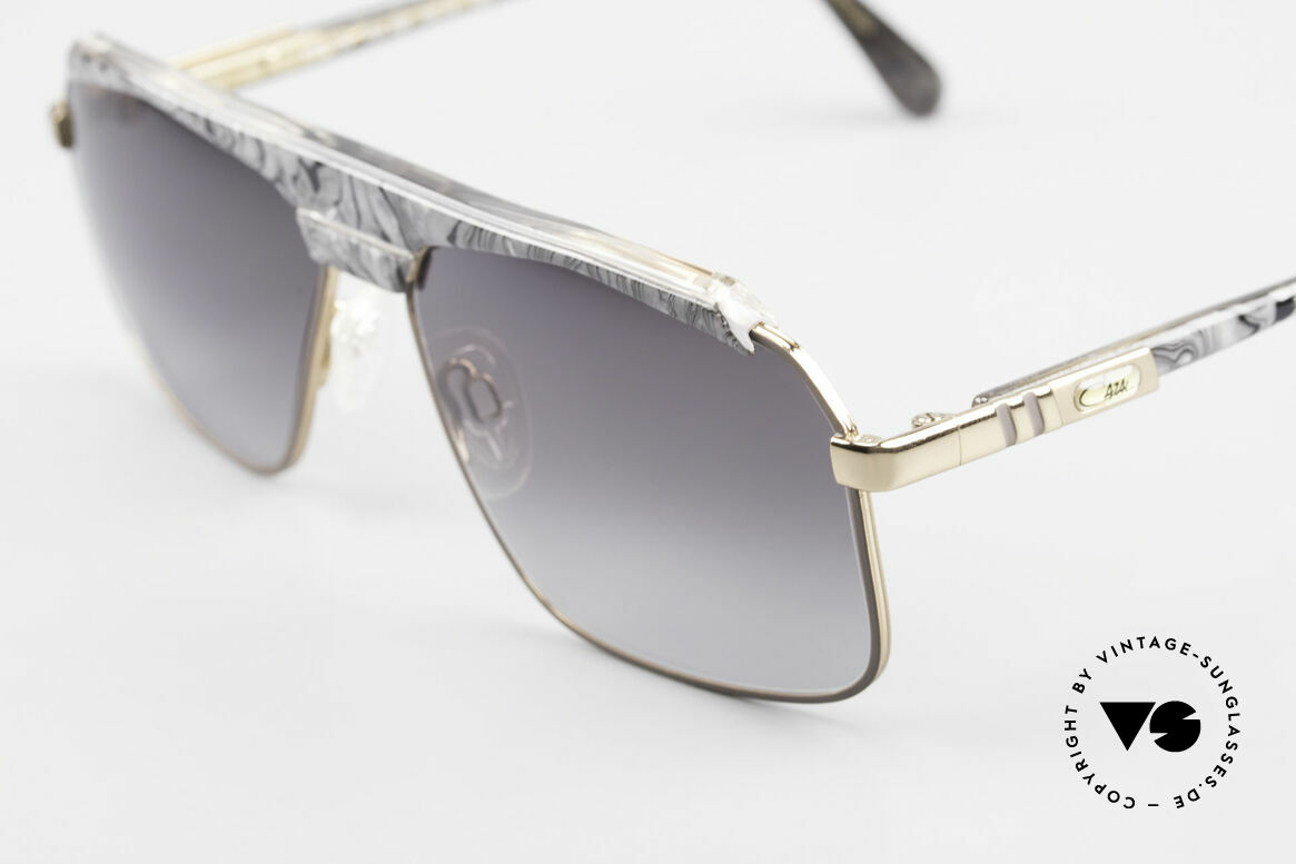 """Cazal 730 Vintage 80's Cazal Sunglasses, authentic """"W. Germany"""" frame (collector's item), Made for Men"""