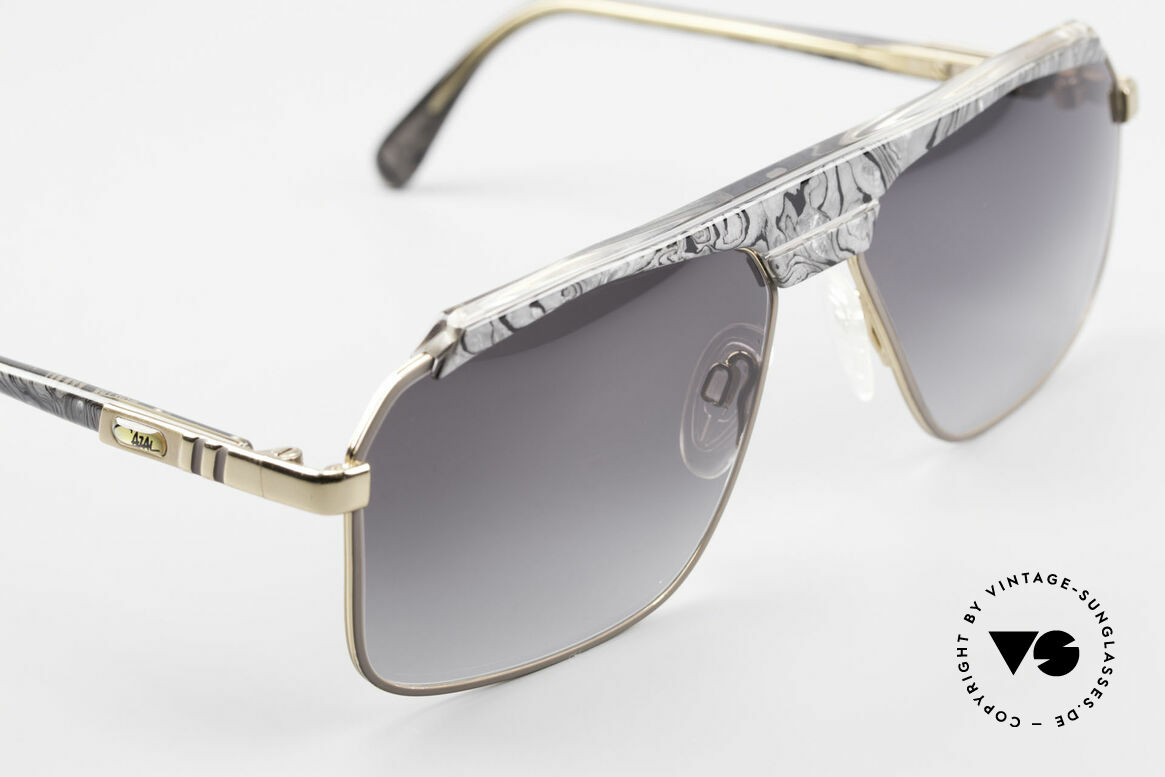 Cazal 730 Vintage 80's Cazal Sunglasses, new old stock (like all our CAZAL vintage shades), Made for Men