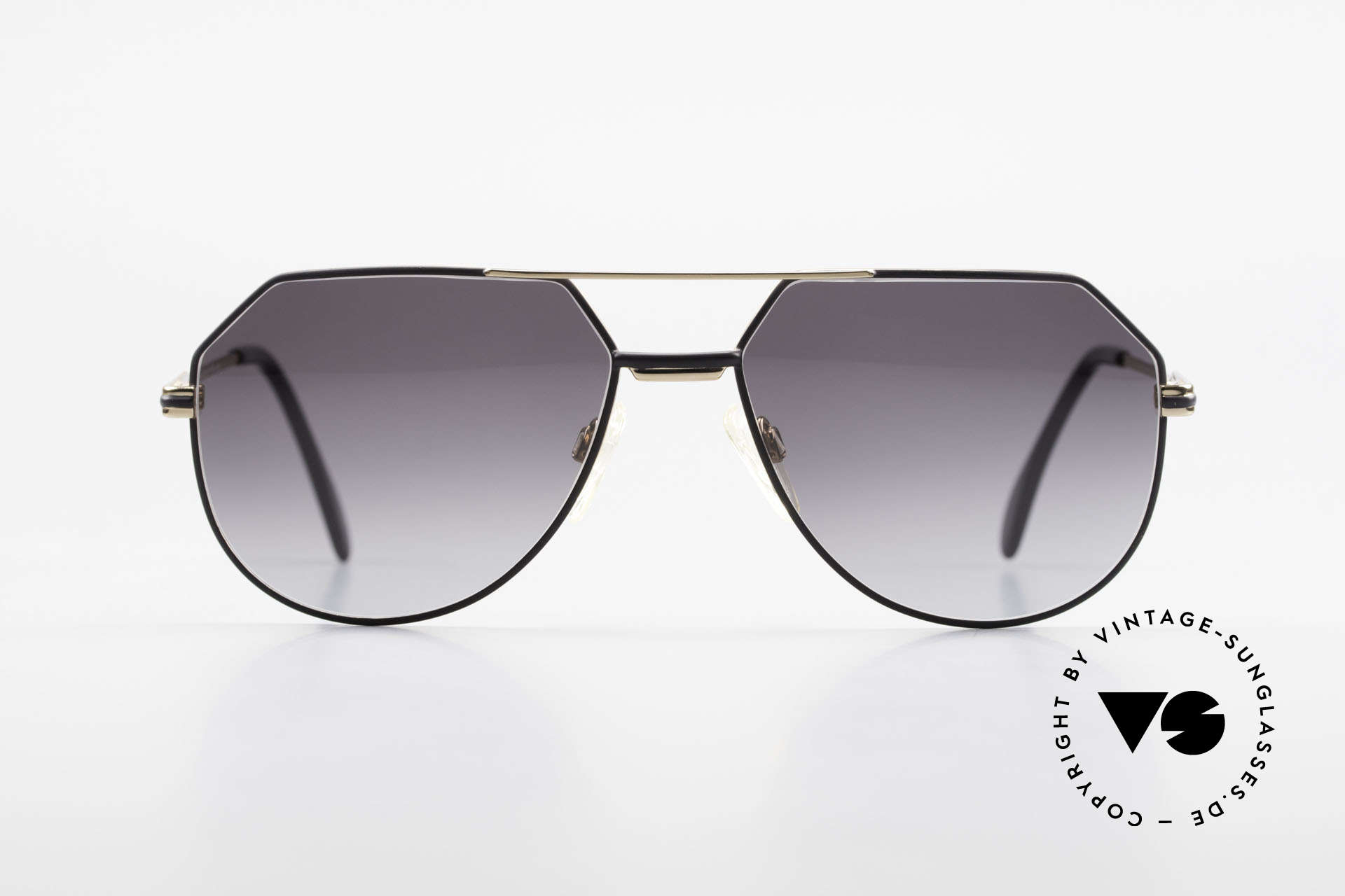 Cazal 724 West Germany Titan Cazal 80's, titanium designer frame for men by Mr. CAri ZALloni, Made for Men