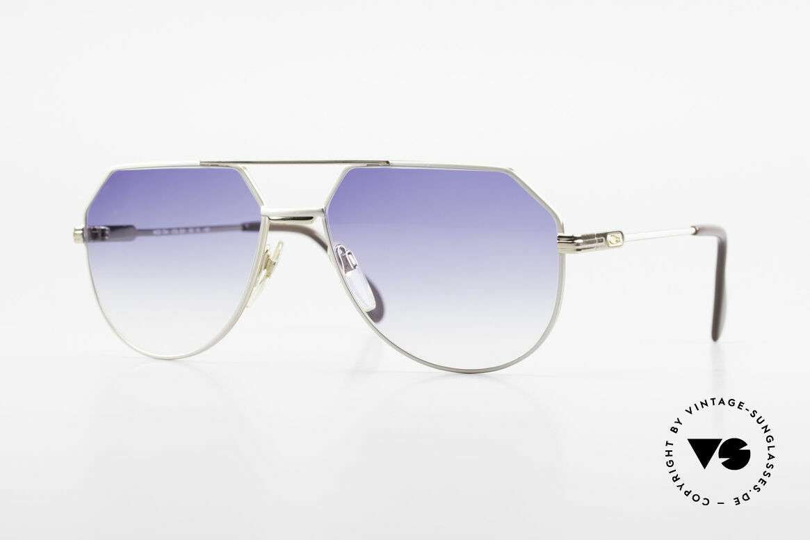 Cazal 724 West Germany Cazal 80's Titan, legendary aviator-design from the 80's (W.Germany), Made for Men