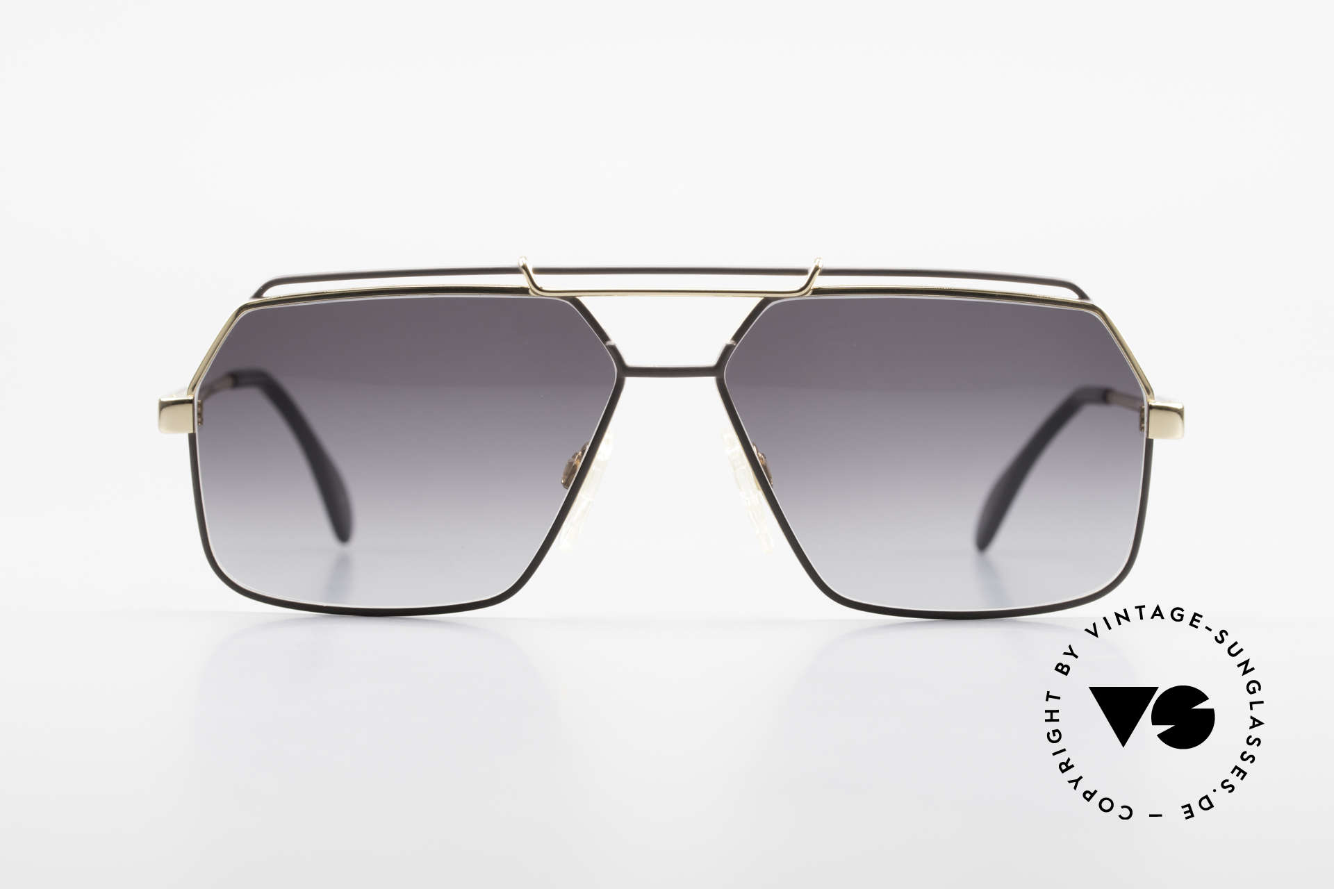 Cazal 734 West Germany Original Cazal, finest quality from W.Germany, in size 59/13, 140, Made for Men