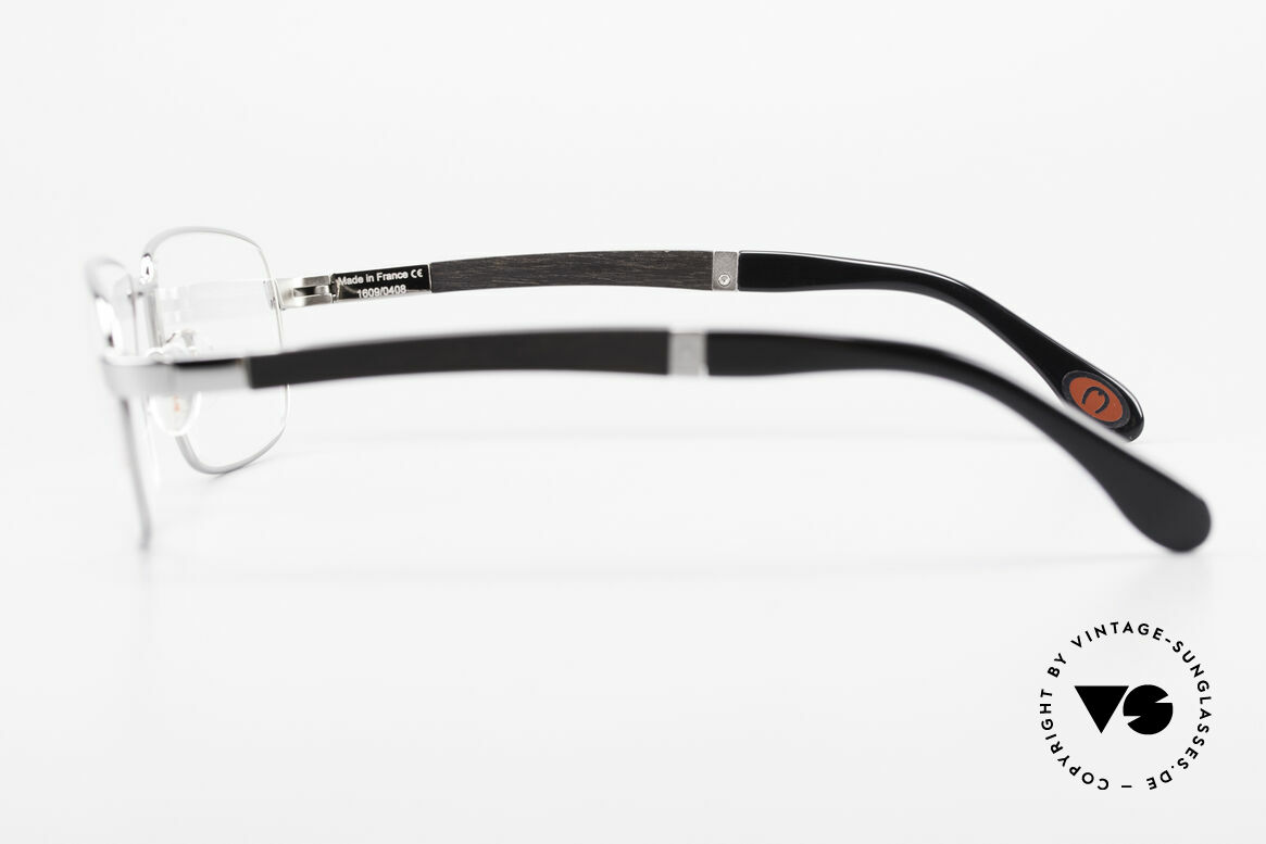 Bugatti 548 Precious Ebony Ruthenium L, the model is definitely at the top of the eyewear sector, Made for Men
