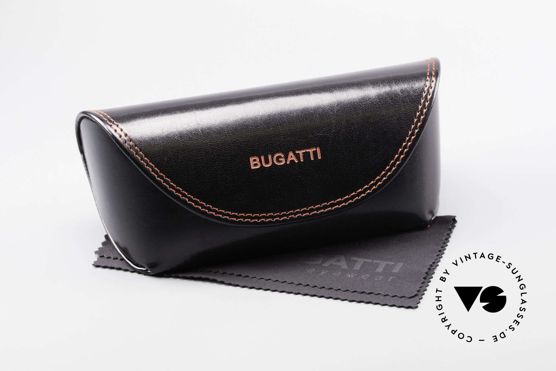 Bugatti 473 Precious Ebony Gray Gold, Size: large, Made for Men