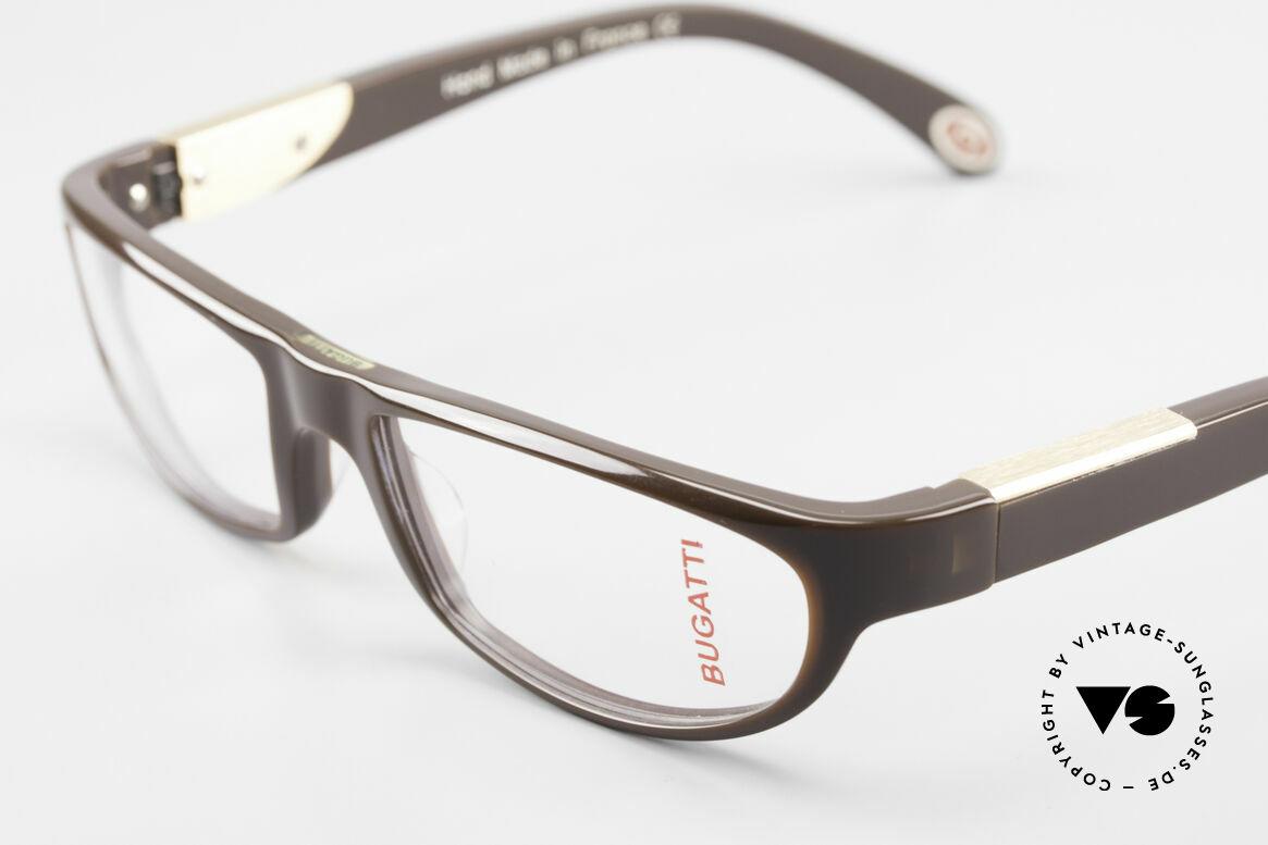 Bugatti 534 Men's Plastic Luxury Glasses, true rarity (limited-lot production by Bugatti), Made for Men