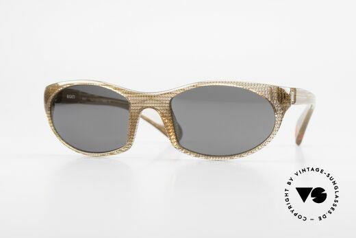 Bugatti 328 Odotype Rare Men's Designer Sunglasses Details