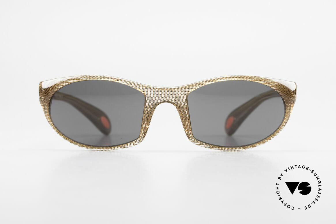 Bugatti 328 Odotype Rare Men's Designer Sunglasses, distinctive design of the ODOTYPE SERIES, Made for Men
