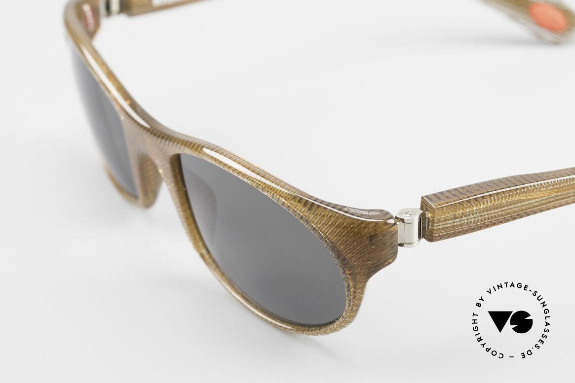 Bugatti 328 Odotype Rare Men's Designer Sunglasses, a 15 years old original in unworn condition, Made for Men