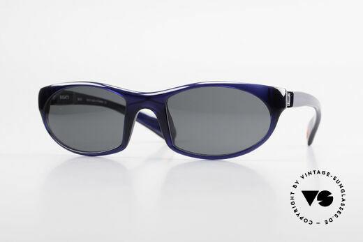 Bugatti 328 Odotype Men's Rare Designer Sunglasses Details