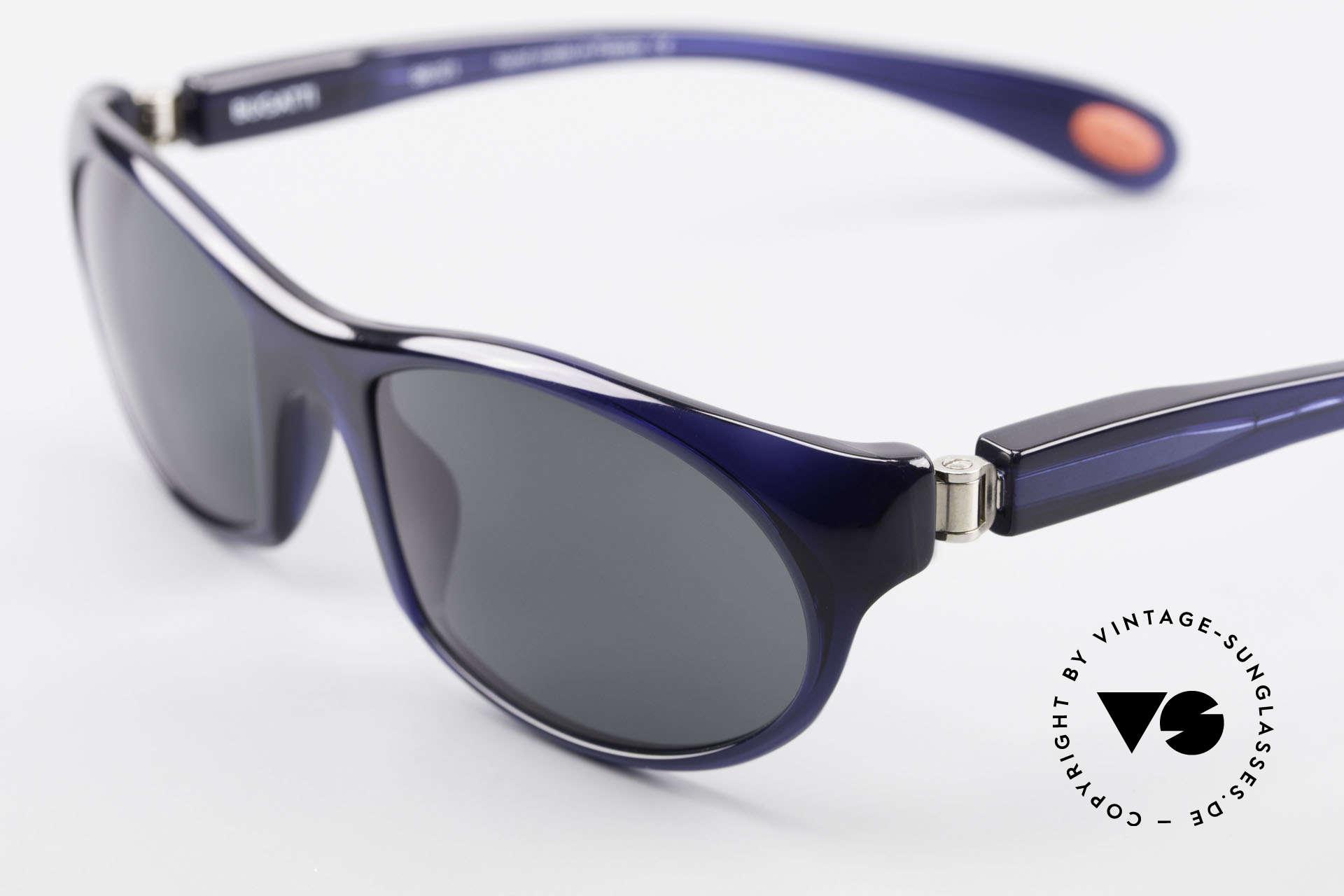 Bugatti 328 Odotype Men's Rare Designer Sunglasses, a 15 years old original in unworn condition, Made for Men