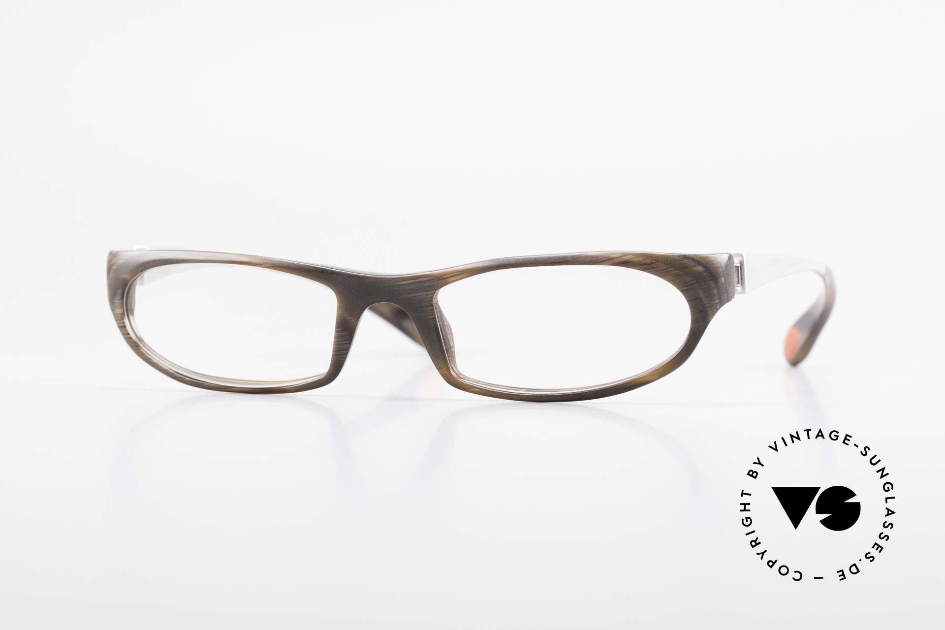 Bugatti 390 Odotype Luxury Designer Glasses Men, sporty BUGATTI high-tech eyeglass-frame, Made for Men