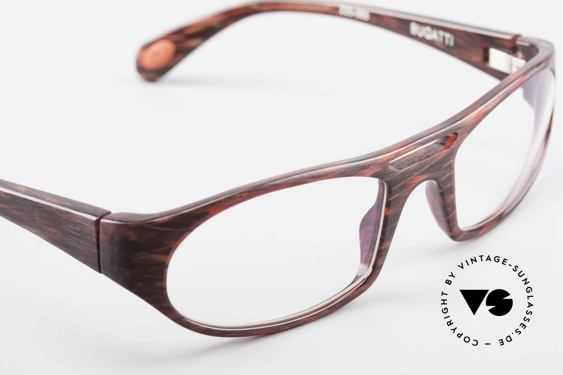 Bugatti 220 Rare Designer Luxury Glasses, the frame is made for optical lenses / sun lenses, Made for Men