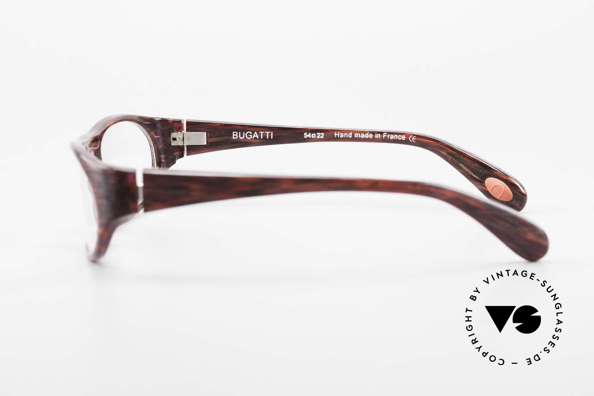 Bugatti 220 Rare Designer Luxury Glasses, Size: medium, Made for Men
