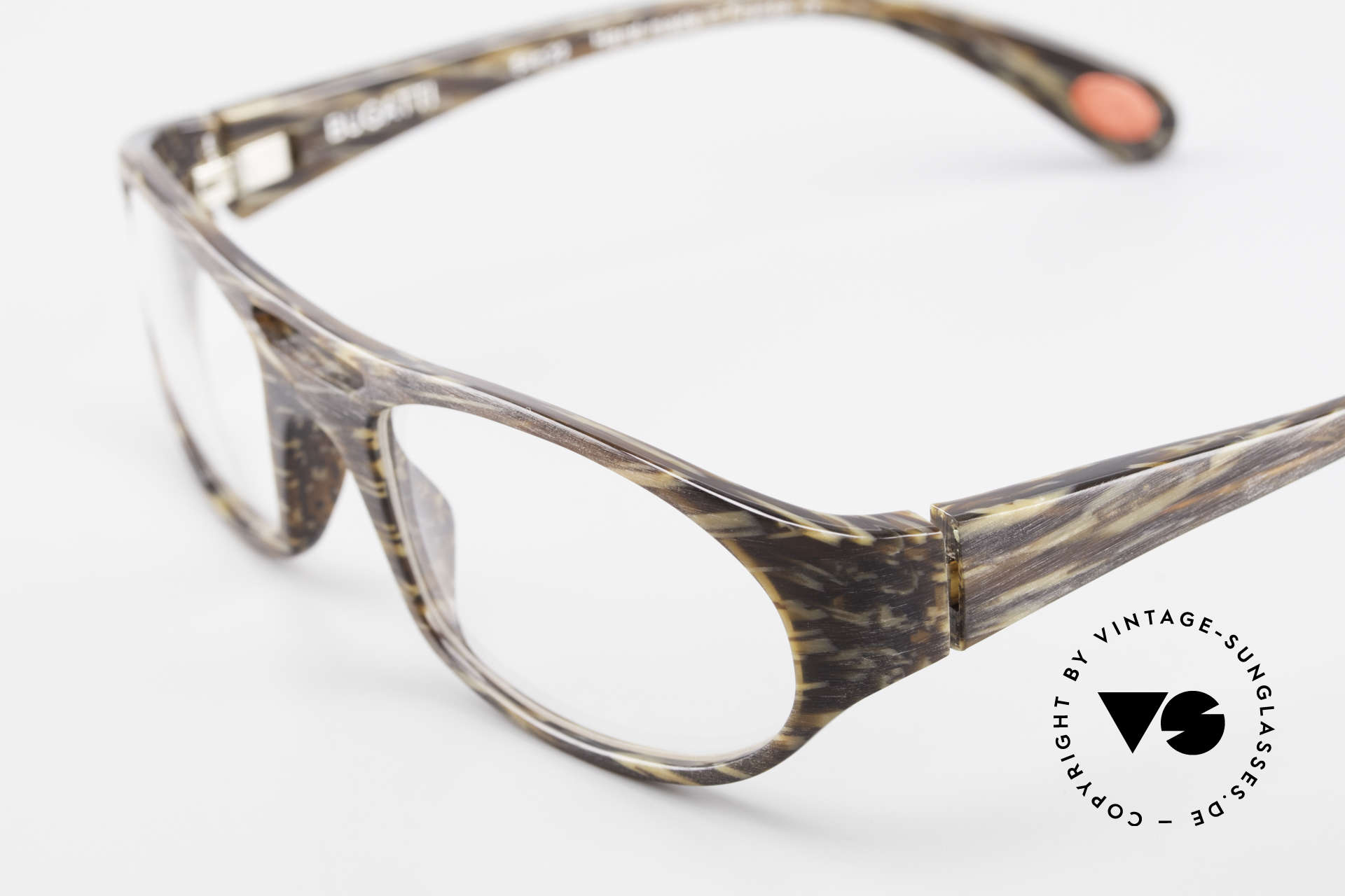 Bugatti 220 Men's Designer Luxury Glasses, unworn model comes with orig. case & packing, Made for Men