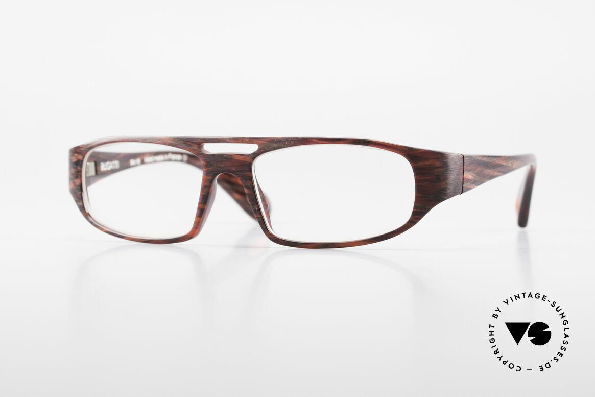 Bugatti 222 Striking Spectacles For Men, striking vintage eyeglass-frame by BUGATTI, Made for Men