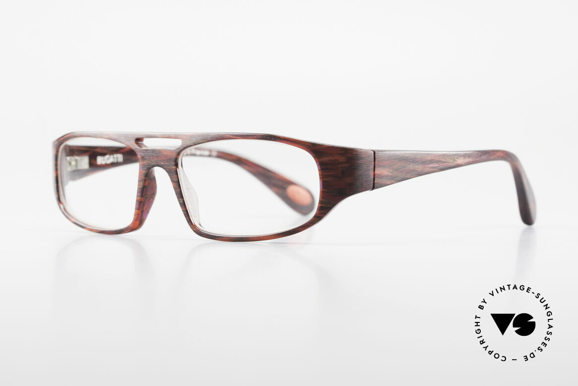Bugatti 222 Striking Spectacles For Men, 1. class wearing comfort due to spring hinges, Made for Men