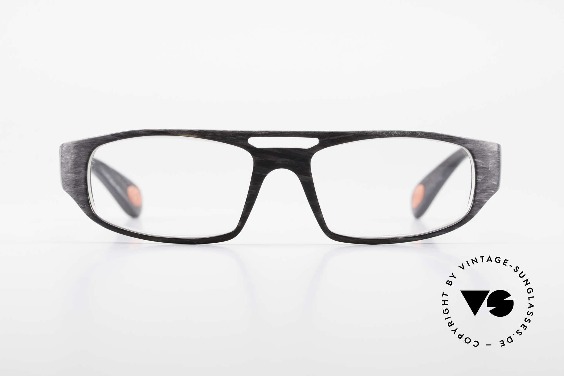 Bugatti 222 Striking Designer Spectacles, TOP-NOTCH quality of all frame components, Made for Men