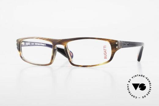 Bugatti 430 Classic Men's Glasses Vintage Details