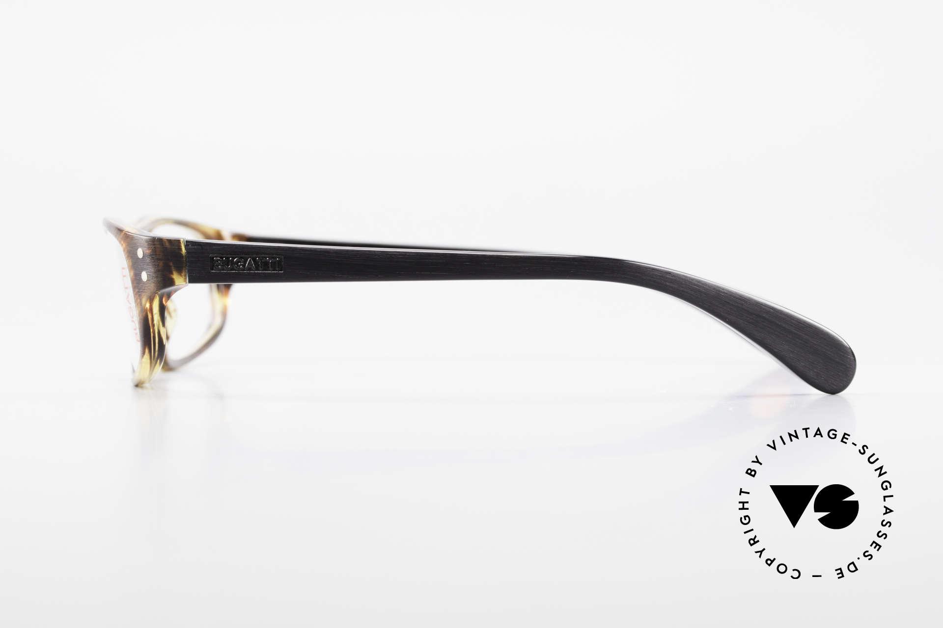 Bugatti 430 Classic Men's Glasses Vintage, true rarity (limited-lot production by Bugatti), Made for Men