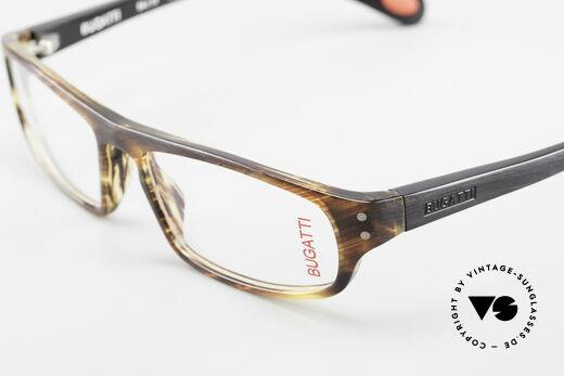 Bugatti 430 Classic Men's Glasses Vintage, the frame is made for optical lenses / sun lenses, Made for Men
