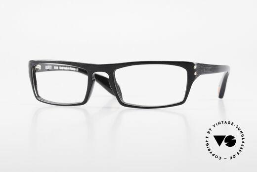 Bugatti 431 Classic Vintage Eyeglasses Men Details