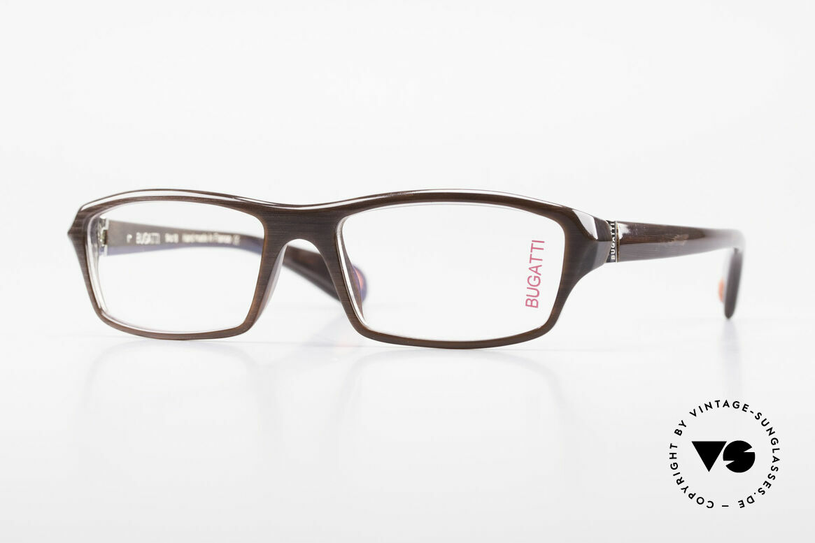 Bugatti 471 Vintage Designer Glasses Men, classic high-tech eyeglass-frame by BUGATTI, Made for Men