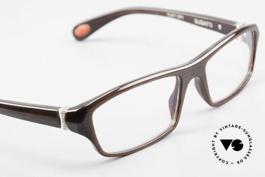 Bugatti 471 Vintage Designer Glasses Men, the frame is made for optical lenses / sun lenses, Made for Men