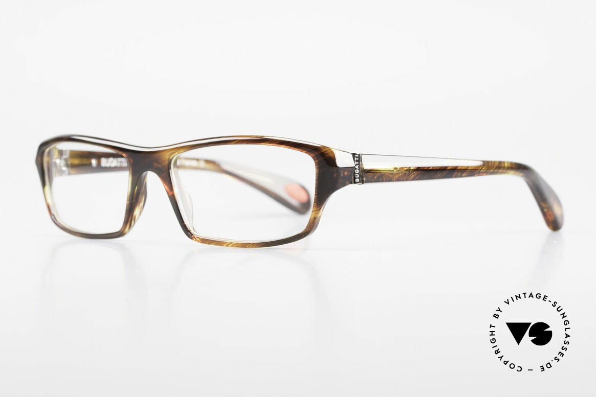Bugatti 471 Men's Designer Frame Luxury, 1. class wearing comfort due to spring hinges, Made for Men