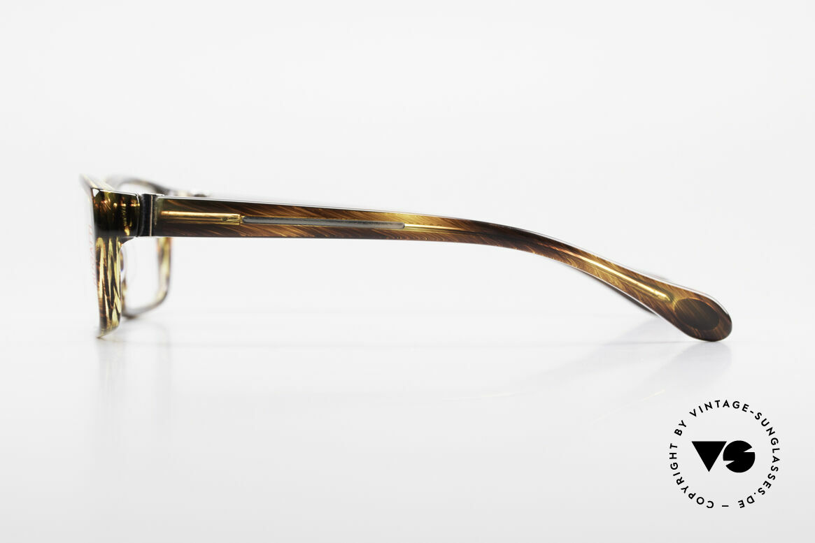Bugatti 487 Striking Designer Eyeglasses, true rarity (limited-lot production by Bugatti), Made for Men