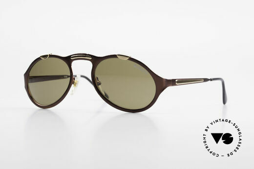 Bugatti 13169 Limited Old Collector's Sunglasses Details