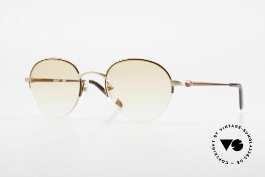 Bugatti 26669 Rare Bugatti Panto Sunglasses Details