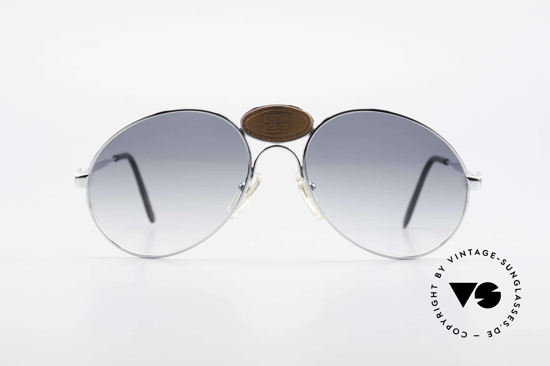 Bugatti 64745 Rare Collector's Sunglasses, true rarity from the late 1970's (collector's glasses), Made for Men