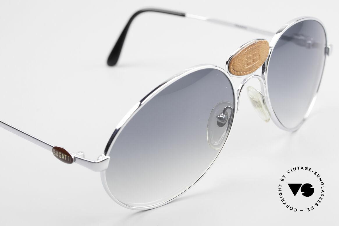 Bugatti 64745 Rare Collector's Sunglasses, NO retro, but a collector's item, belongs in a museum, Made for Men
