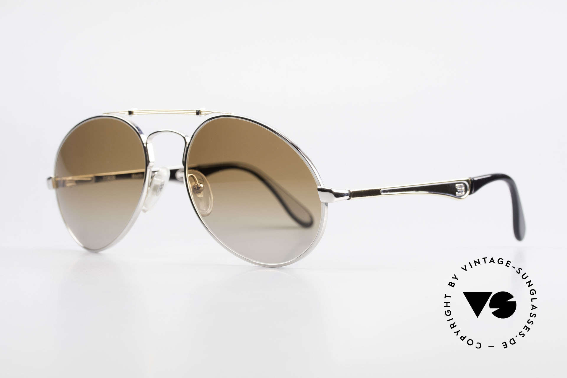 Bugatti 11909 80's Luxury Sunglasses Men, no tear drop, no aviator, but just Bugatti shape, Made for Men