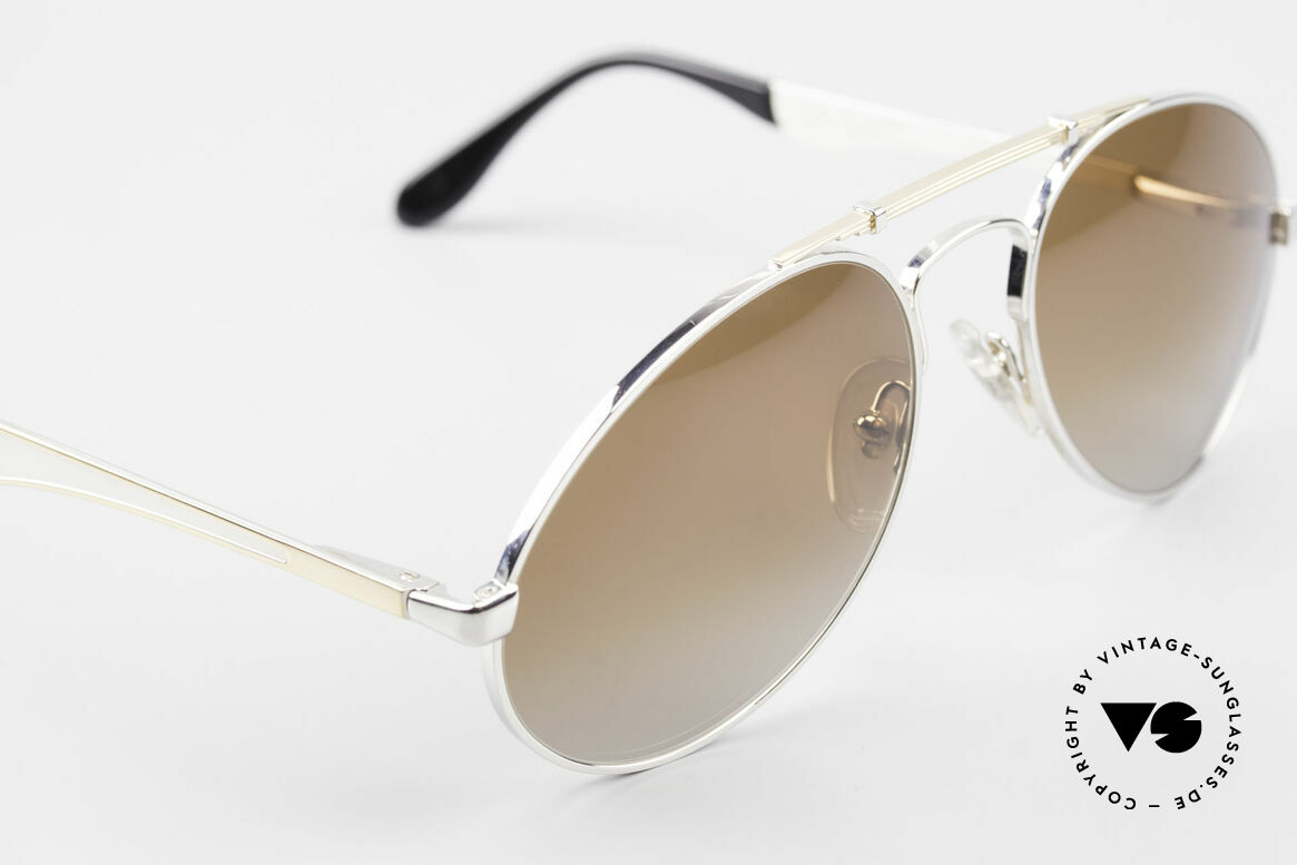 Bugatti 11909 80's Luxury Sunglasses Men, a very noble unworn model (with orig. packing), Made for Men