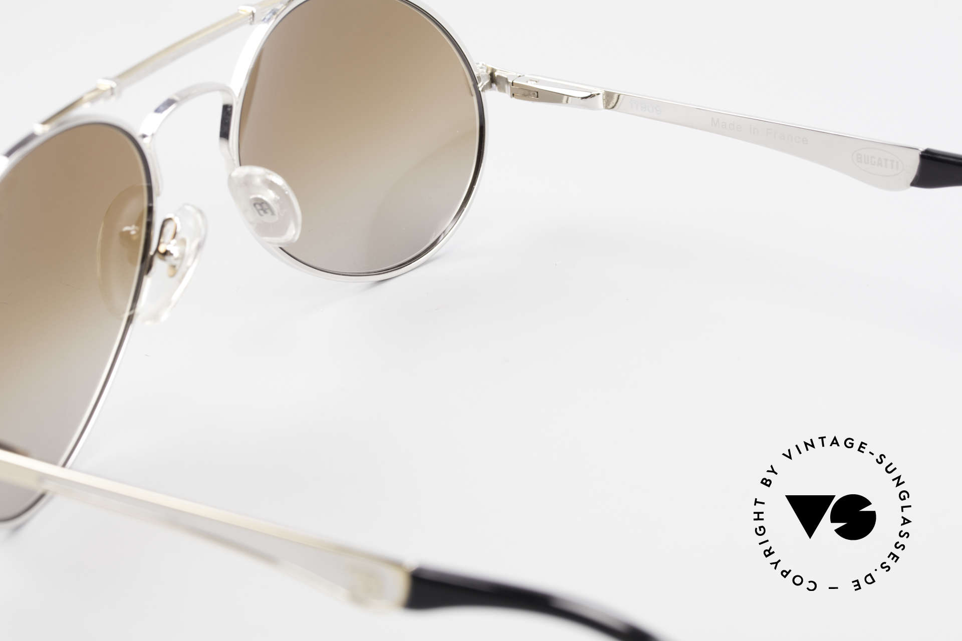 Bugatti 11909 80's Luxury Sunglasses Men, Size: large, Made for Men