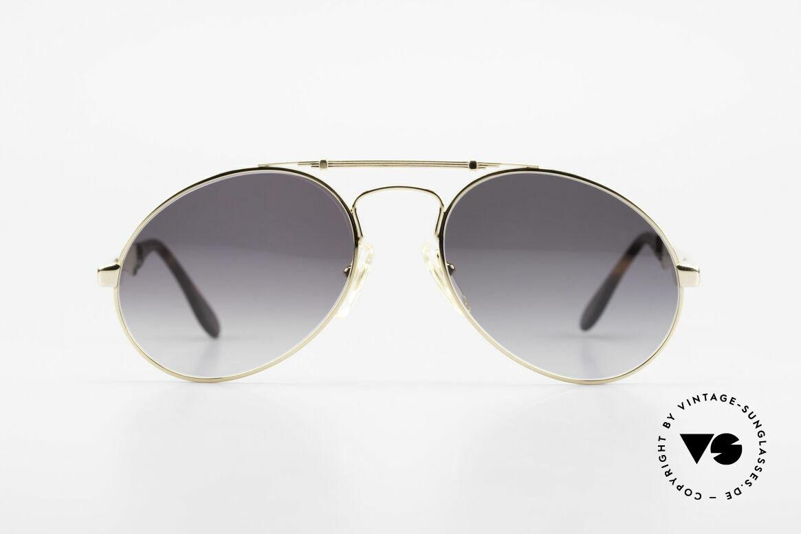 Bugatti 11911 80's Luxury Men's Sunglasses, the Bugatti CLASSIC par excellence, a legend!, Made for Men