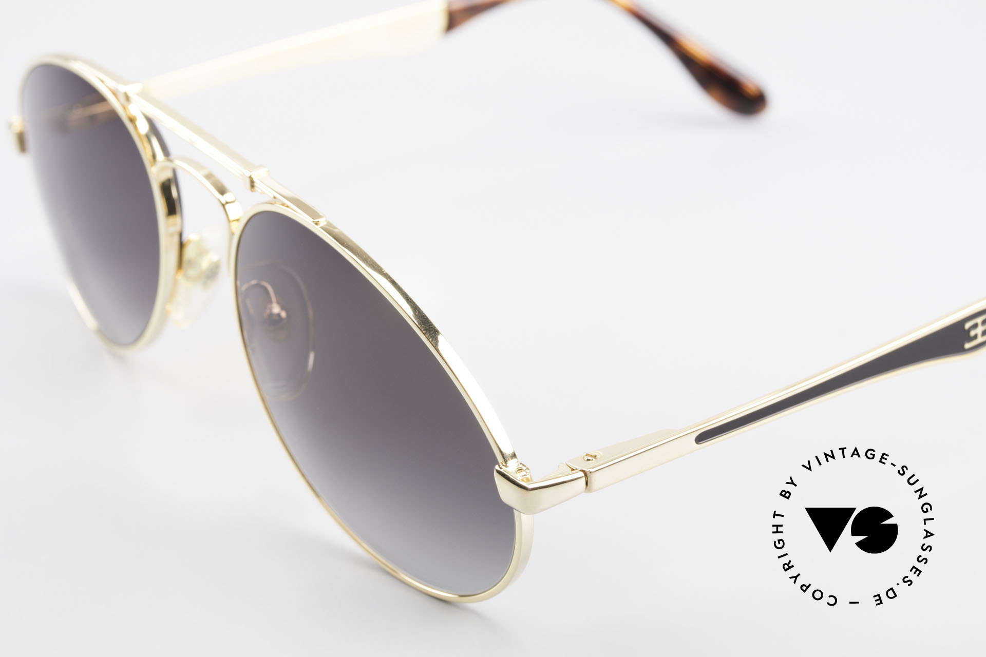 Bugatti 11911 80's Luxury Men's Sunglasses, a very noble unworn model (with orig. packing), Made for Men