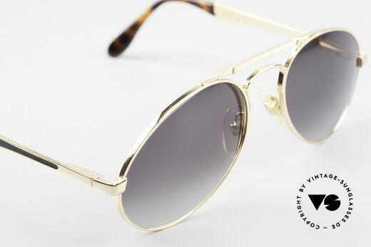 Bugatti 11911 80's Luxury Men's Sunglasses, NO RETRO sunglasses; but a costly 80's Original!, Made for Men