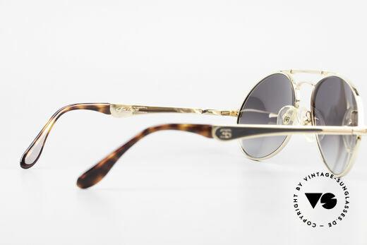 Bugatti 11911 80's Luxury Men's Sunglasses, Size: large, Made for Men