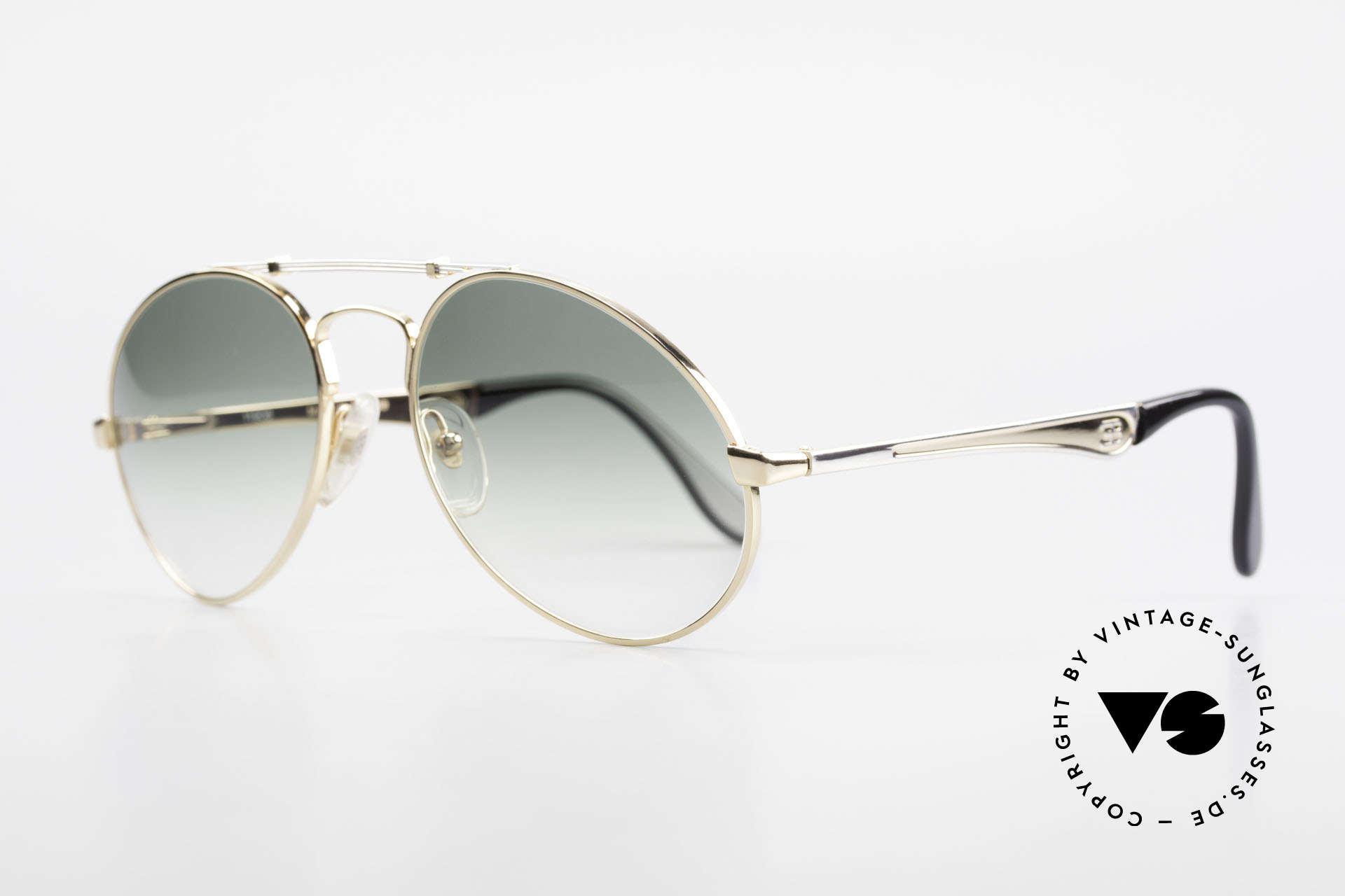 Bugatti 11908 80's Luxury Sunglasses XLarge, no tear drop, no aviator, but just Bugatti shape, Made for Men