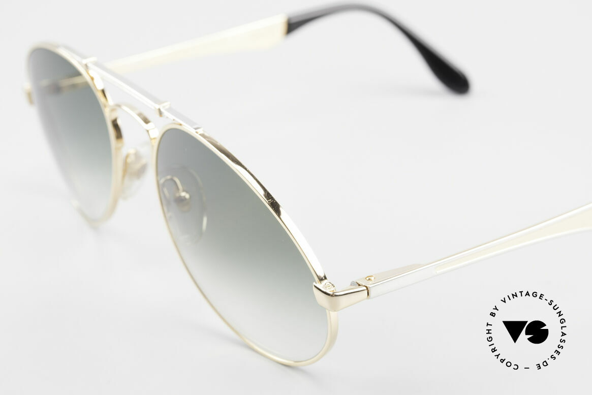 Bugatti 11908 80's Luxury Sunglasses XLarge, a very noble unworn model (with orig. packing), Made for Men