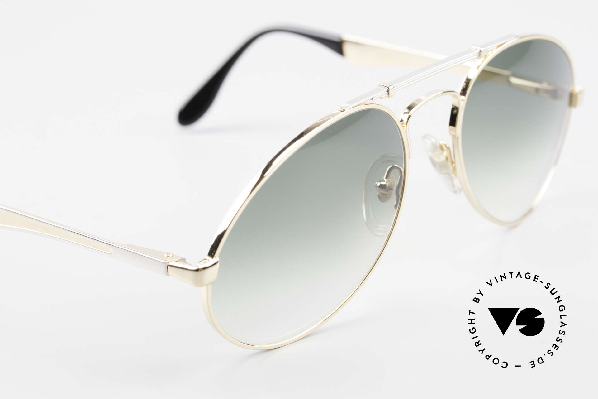 Bugatti 11908 80's Luxury Sunglasses XLarge, NO RETRO sunglasses; but a costly 80's Original!, Made for Men
