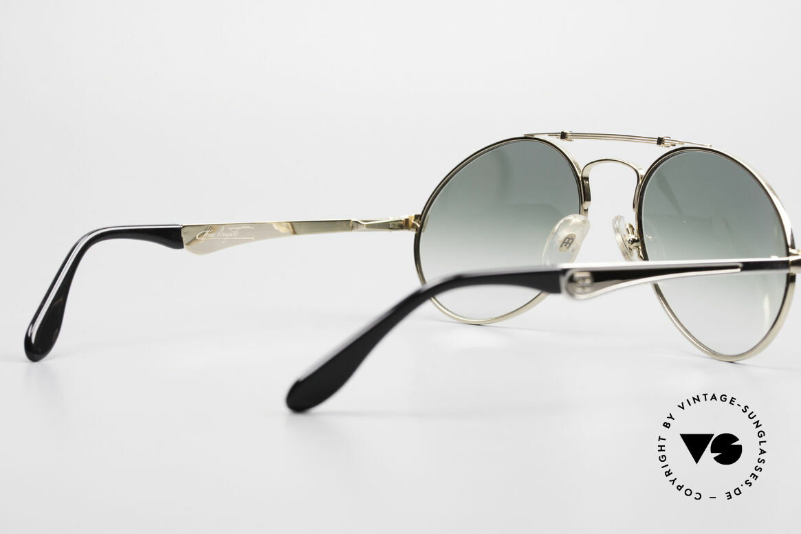 Bugatti 11908 Large 80's Luxury Sunglasses
