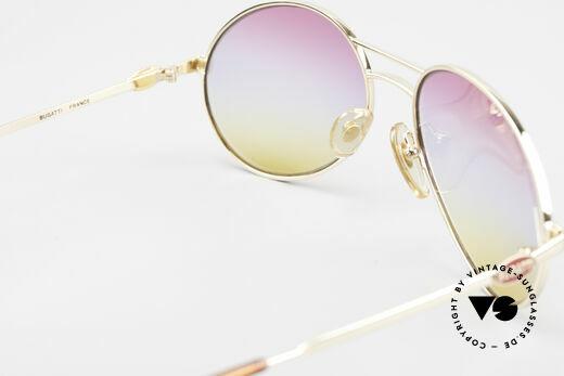 Bugatti 64335 Extraordinary 80's Sunglasses, unworn (like all our VINTAGE Bugatti glasses), Made for Men