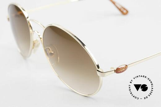 Bugatti 64947 Original 1980's XL Sunglasses