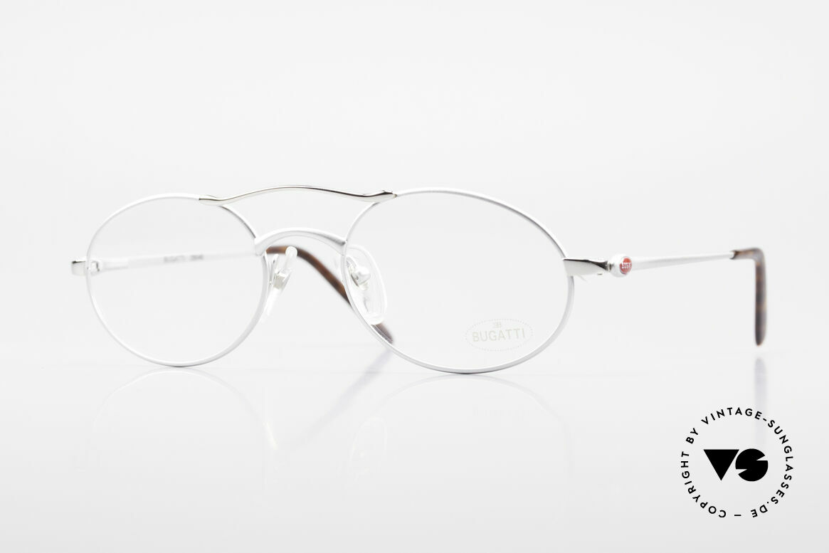 Bugatti 26540 Men's 90's Luxury Eyeglasses, very elegant designer eyeglass-frame by BUGATTI, Made for Men