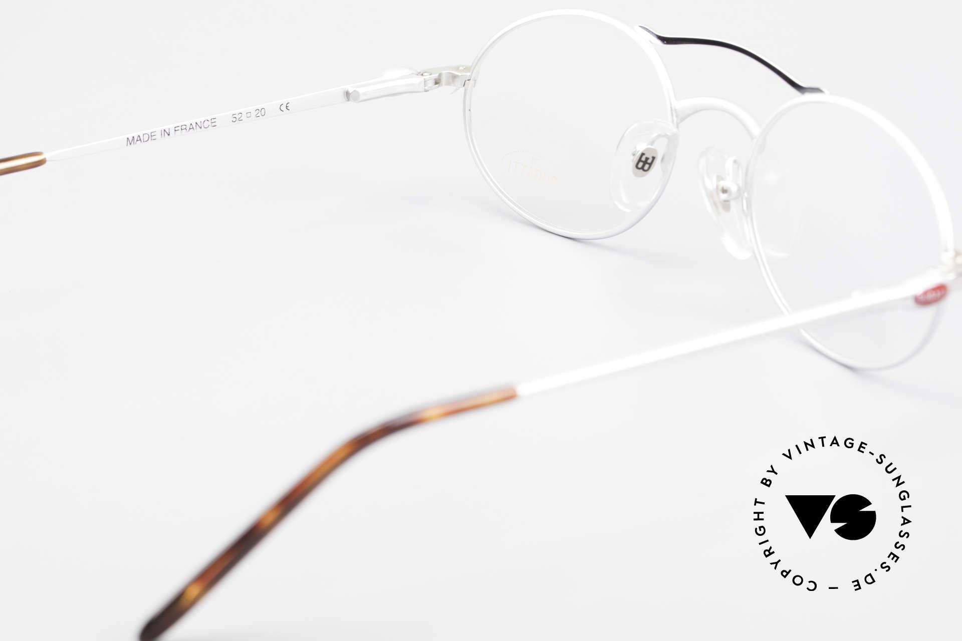 Bugatti 26540 Men's 90's Luxury Eyeglasses, NO RETRO EYEWEAR, but a precious old ORIGINAL, Made for Men