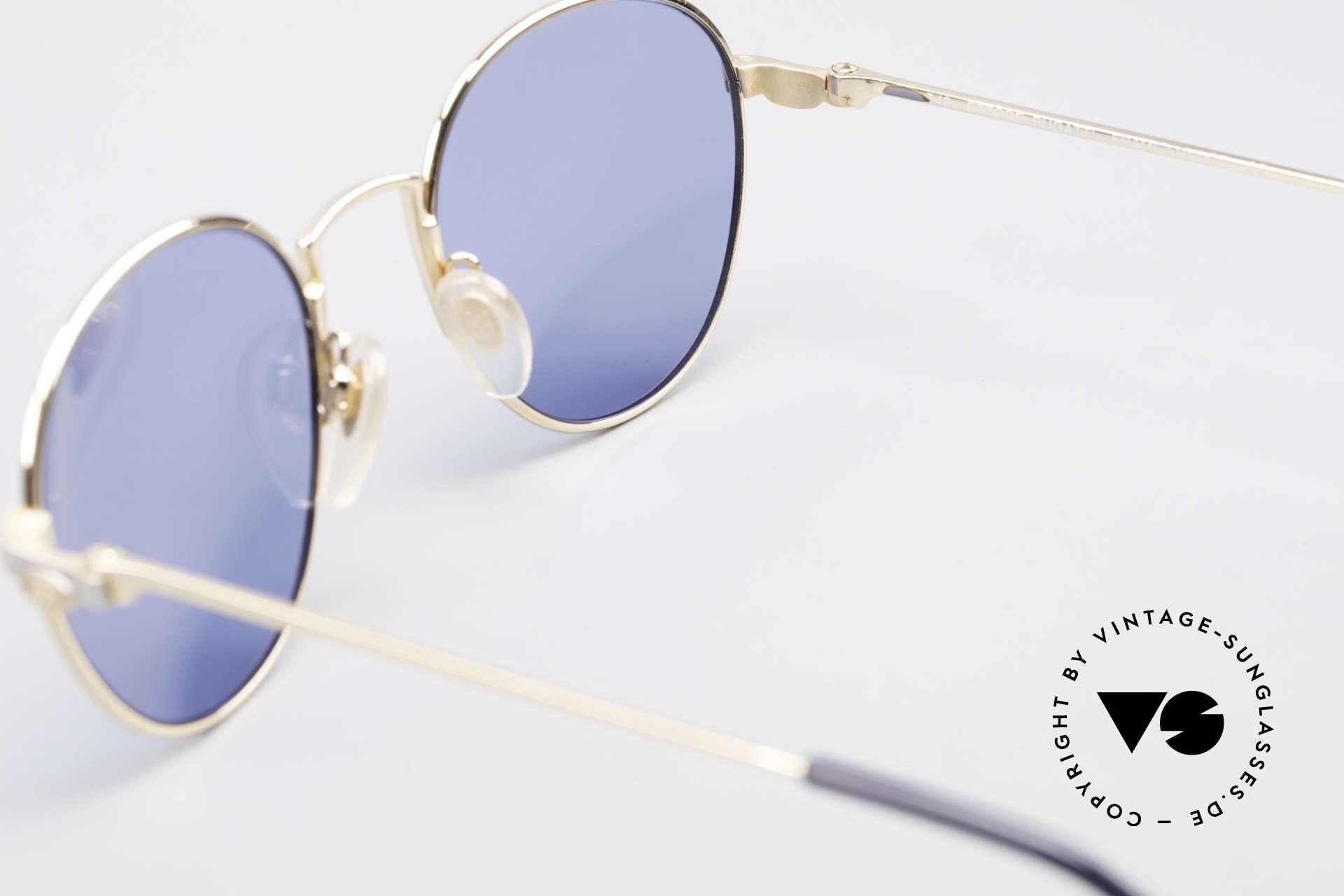 Bugatti EB600 Luxury Bugatti Panto Glasses, NO RETRO shades, but a precious old original; vertu!, Made for Men