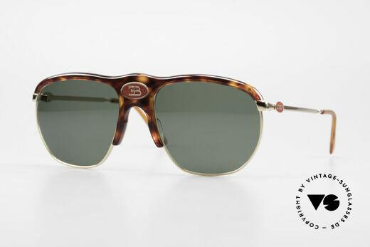 Bugatti 65320 Ultra Rare 70's Bugatti Glasses Details
